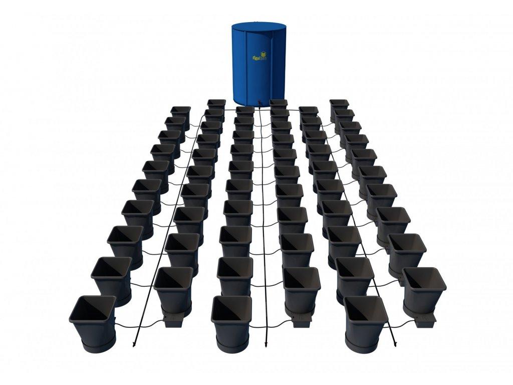 60Pot XL System with 400L FlexiTank