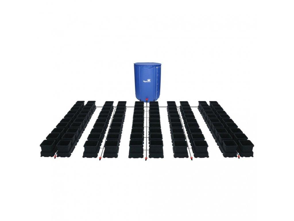 100Pot Easy2grow Kit with 750L Flexitank