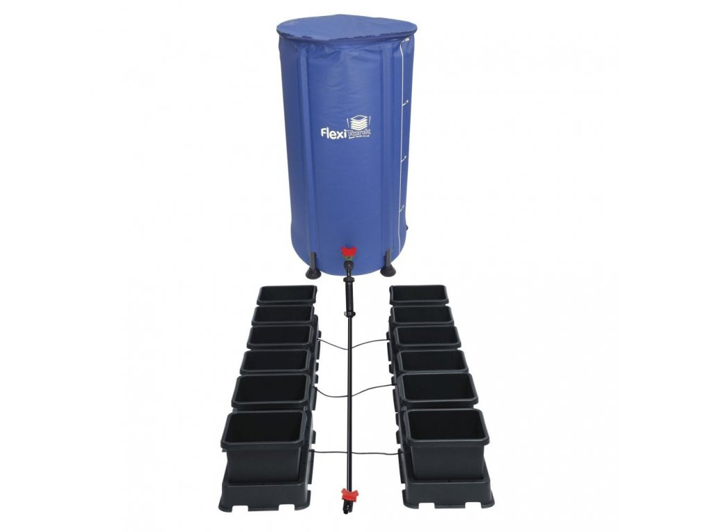 12Pot Easy2grow Kit with 100L Flexitank