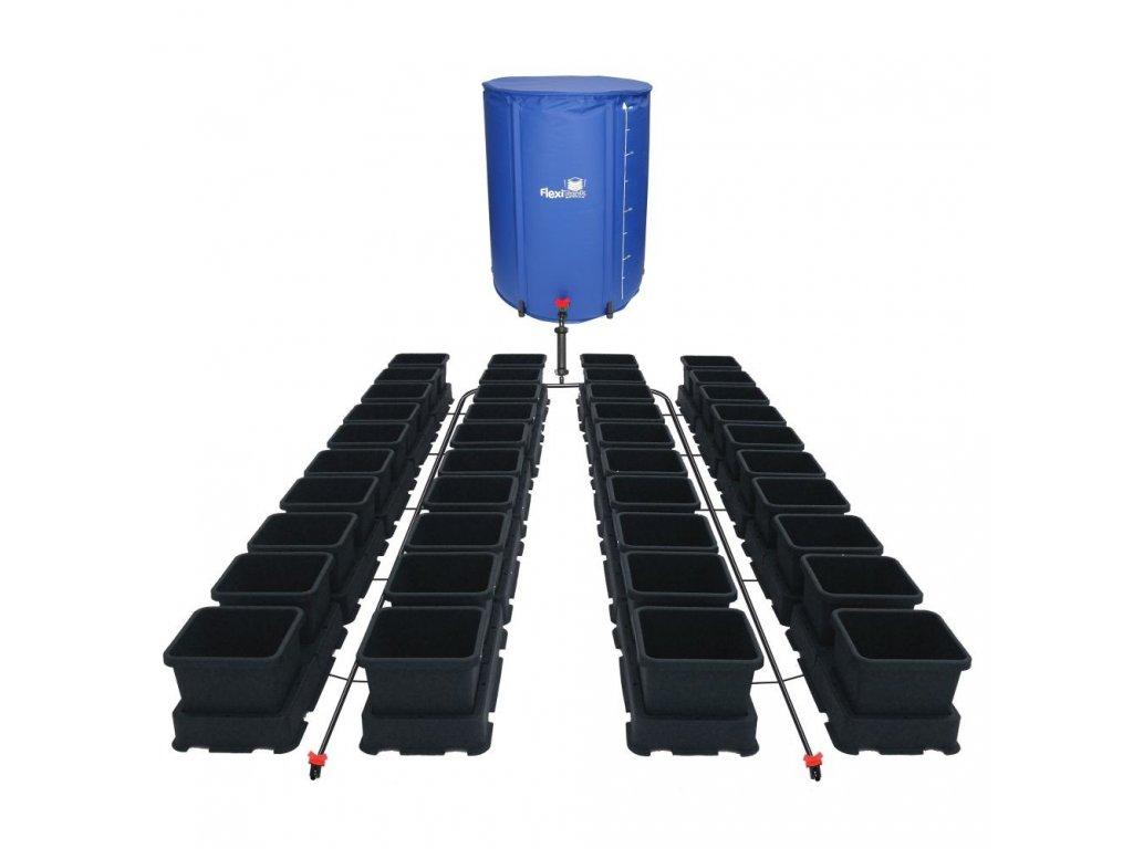 40Pot Easy2grow Kit with 400L Flexitank
