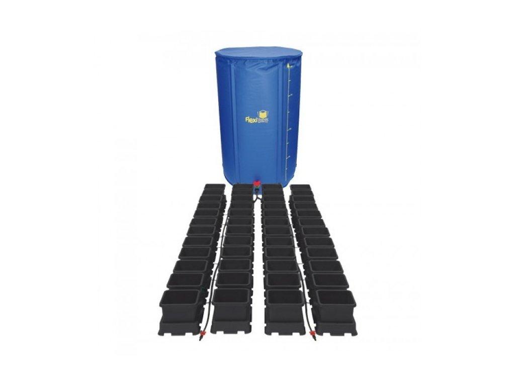48Pots Easy2grow Kit with 400L Flexitank