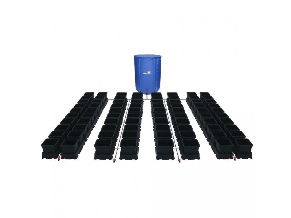 80Pot Easy2grow Kit with 750L Flexitank