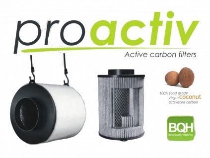 PrimaKlima Carbon Filter Eco 480m³//h Ø100mm