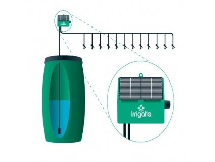 Irrigatia SOL-C12 Automatic solar irrigation