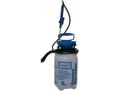 Sprayer Aquaking pressure 5L