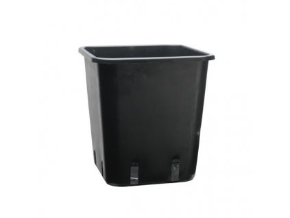 Plastic flower pot 20x20x23 - 5,7l