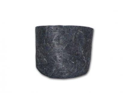 Root pouch textile flower pot 12l, 150g / m2, 18-24 months, 25x21 cm
