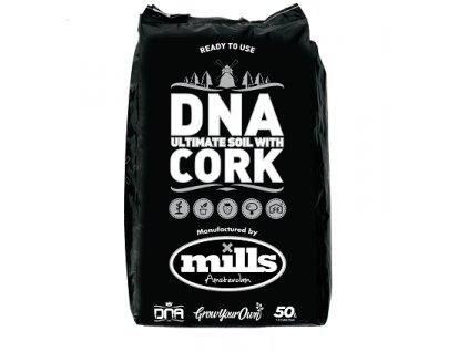Mills DNA SoilCork 50l