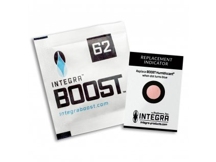 Integra Boost 8g, 62% humidity, 1k