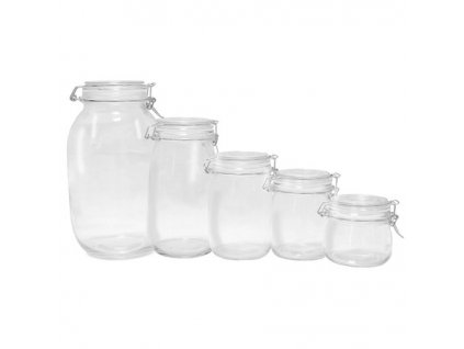 Closable glass 480ml