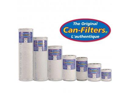Filter Can Original 250m3 / h - flange 125mm
