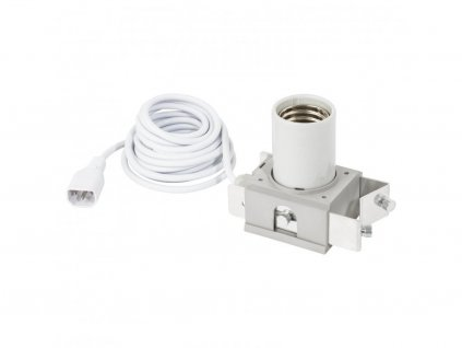 Adjust-A-Wings E40 socket + cable with IEC connector