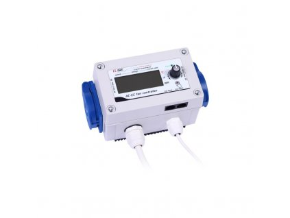 GSE Digital controller for AC and EC fans 2x5A