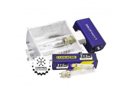Lumatek CMH 315W AURORA digital kit with shade - Controllable