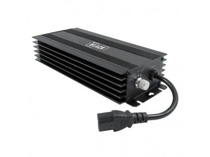 LUMii Black Digital switchable ballast 600W