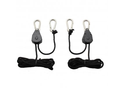 Rope Ratchet 2pcs suspension system, load capacity 68kg