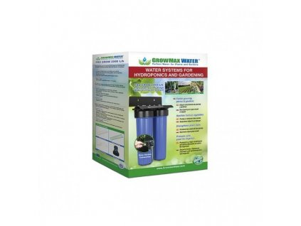 GrowMax Water carbon filter Pro Grow 2000 l/h