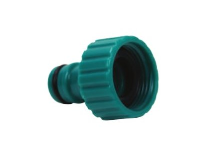 """Quick coupling - male for 1/2 """"hose x 3/4"""" female thread"""