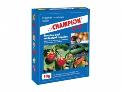 AGRO Champion 50 WP 10g - protection against mold