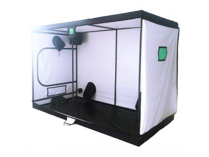 BudBox PRO XXL + 150x300x220 white - growing tent
