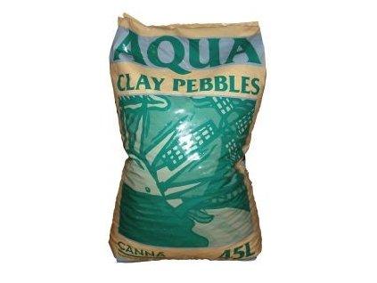 Canna Aqua Clay Pebbles (Keramzit) 45L