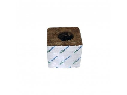 Startovací blok Agra-Wool 75x75mm (velká díra 38/35) - 1ks