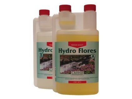 Canna Hydro Flores A+B, 1L