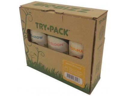 biobizz try pack indoor pack sada pro pestovani indoor