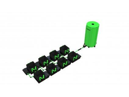 8 Pot 10/16/30LTR EasyFeed™ System