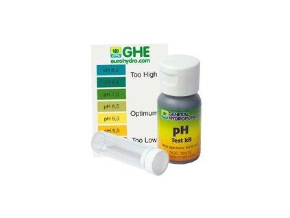 GHE pH test kit