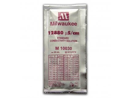 Milwaukee calibration solution EC 1,288 mS / cm 20ml