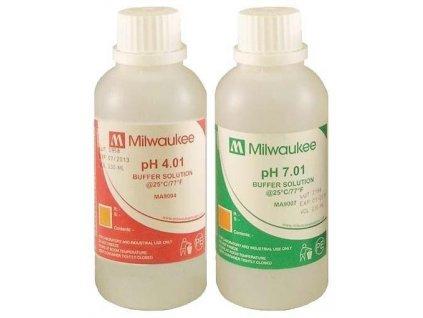 Milwaukee Calibration Solution pH 4.01 230ml