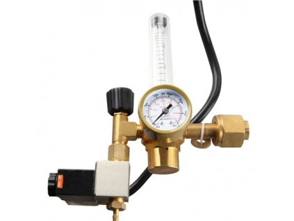 CO2 regulator - valve