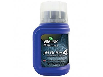 VitaLink Essential pH 4 Calibration Solution 250ml