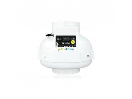 Fan Prima Klima PK125-2 125mm, 220/400 m3/h - 2-speed