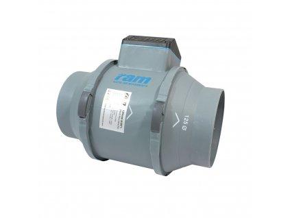 RAM Silent O125mm 248/284 m3/h