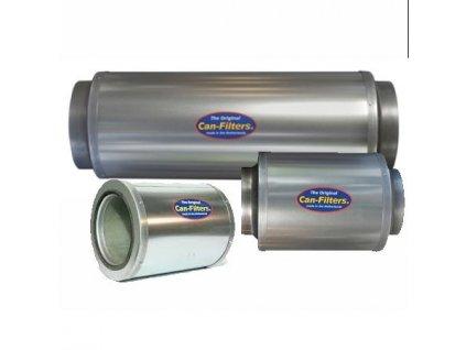CAN Silencer 45cm / O30cm / flange 200mm