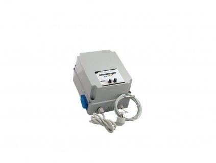 GSE Step transformer 8A temperature hysteresis for 1 fan