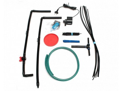 Irrigation with MJ1000 Pump for WILMA XXL8