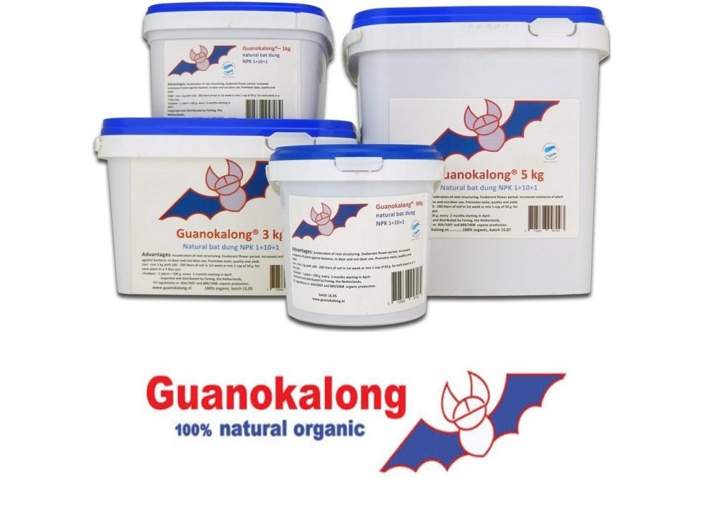 8256 1 guanokalong powder 1 kg