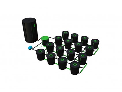 Alien 16 POT RDWC / RDWC XL (Version 16 POT RDWC 20 liter)