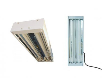 17216 1 envirogro t5 lighting 2x24 w