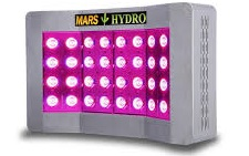 Mars Hydro Pro II Cree 128 Review, Unboxing, Testing