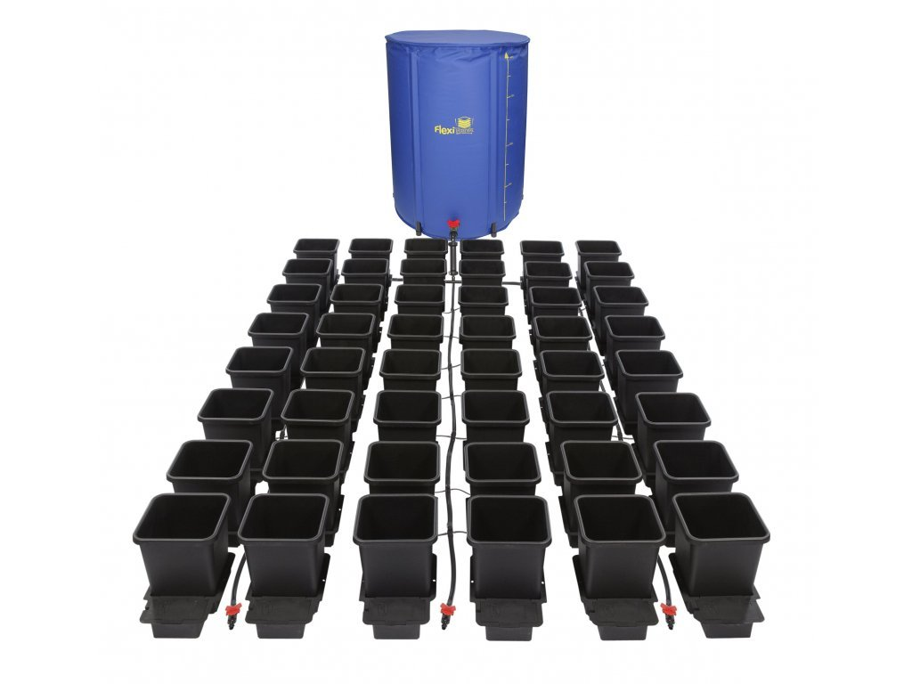Autopot 1Pot Module, with 48 Flowerpots and 400L FlexiTank