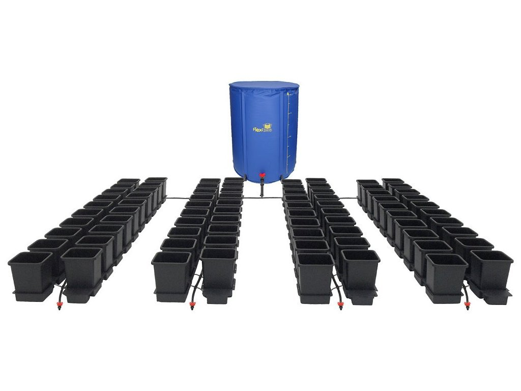 Autopot 1Pot Module, with 80 Flowerpots and 750L FlexiTank