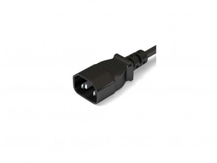 4m Cable with IEC male connector
