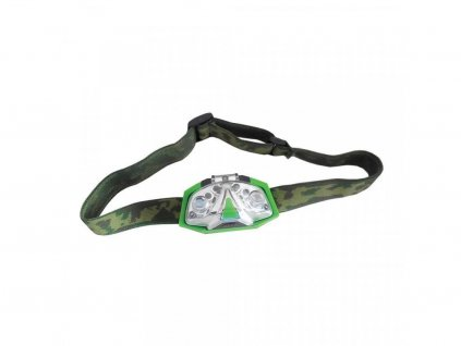 Lumii Green LED headlamp