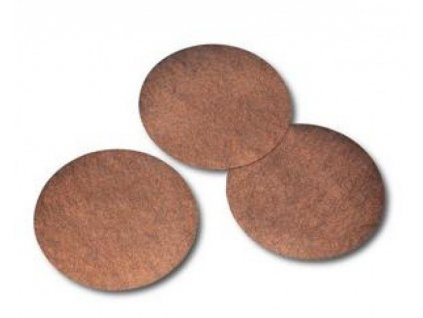 Root Control Disc Round Copper