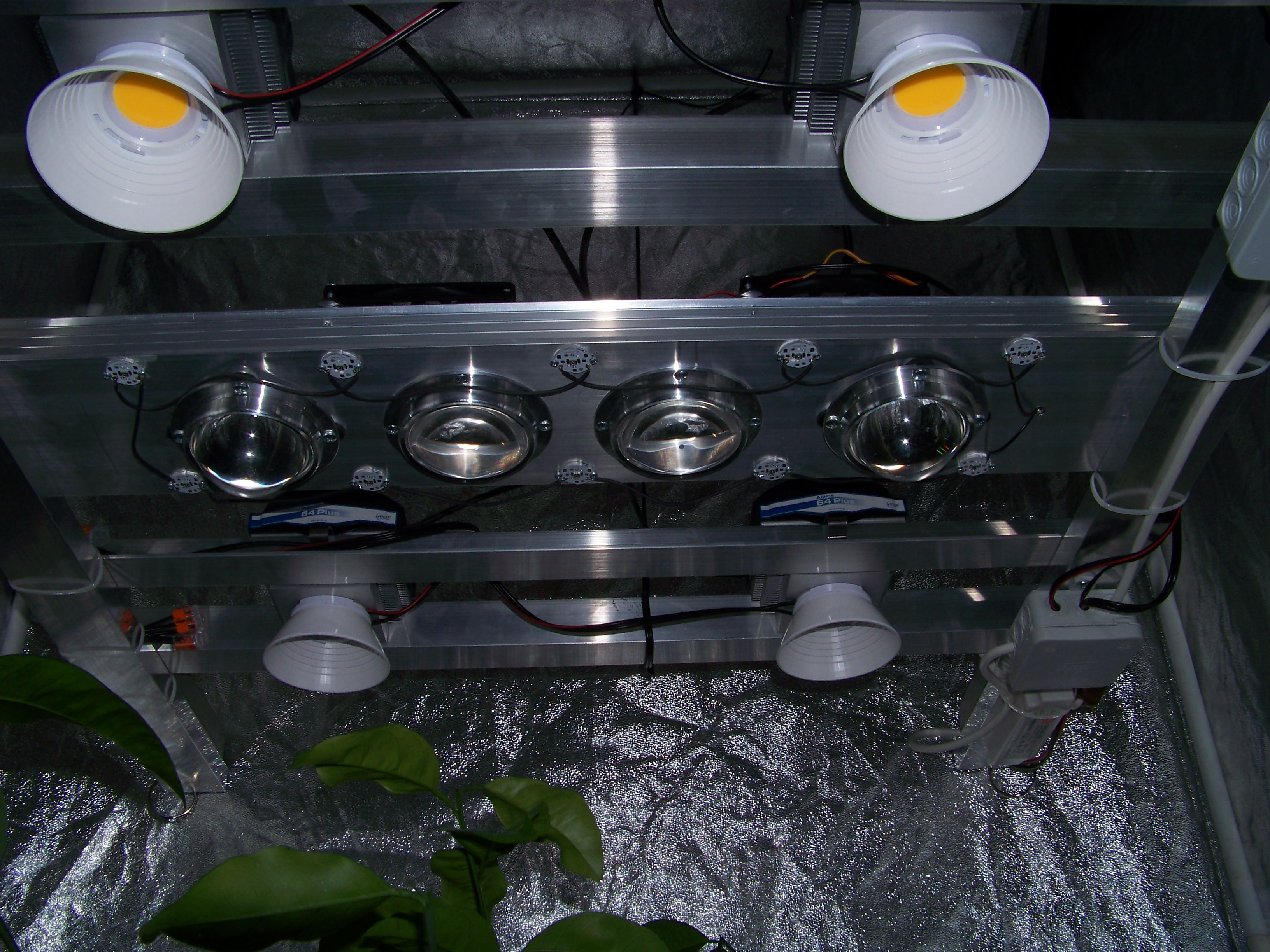 Led grow Vero 29