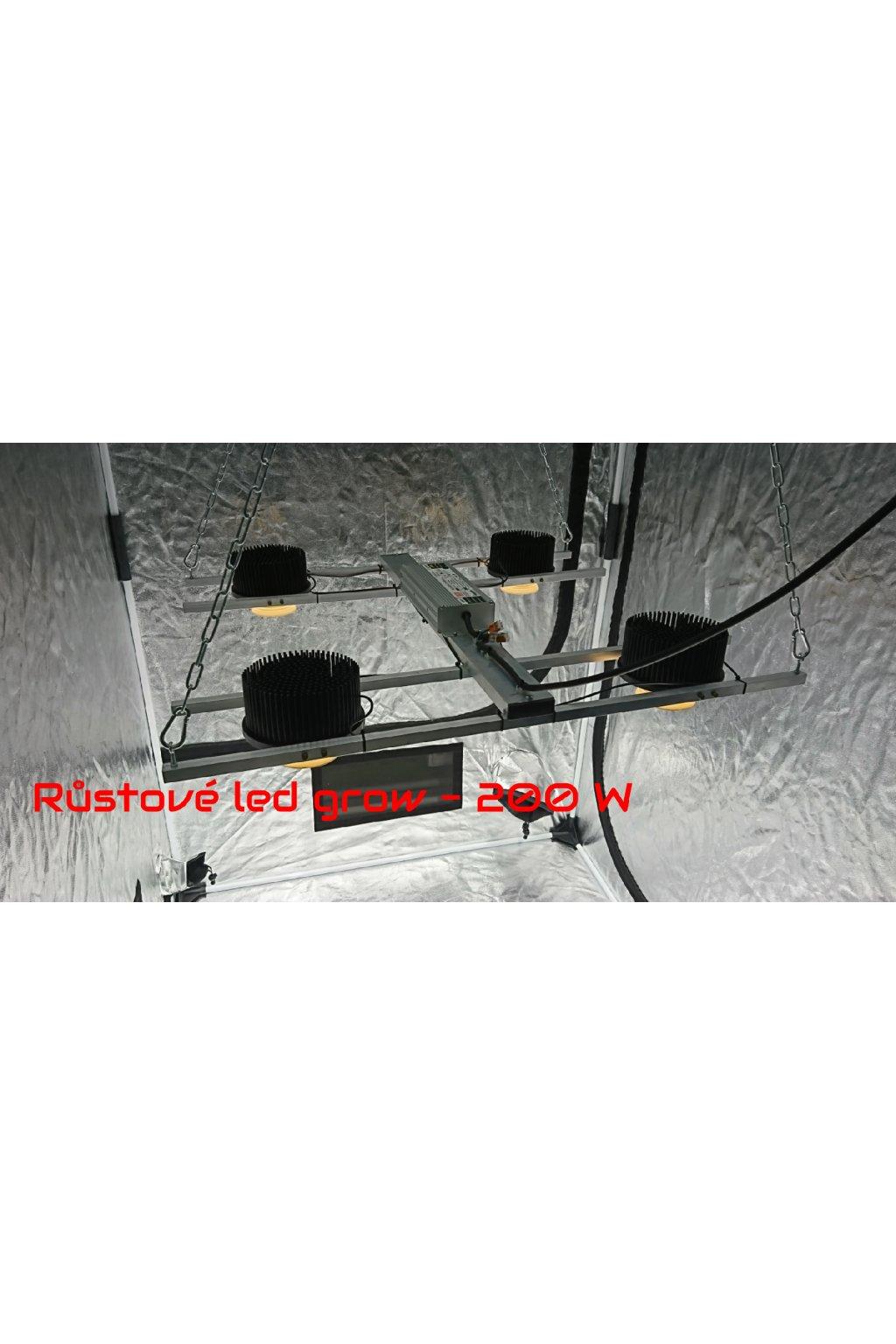 led grow Vero 29 200W